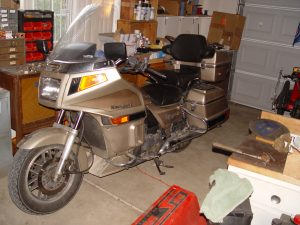 Photo of 1989 Kawasaki Voyager